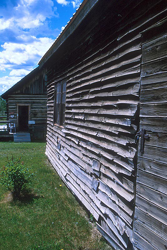 Dawson Creek Museum, Dawson Creek, Alaska Highway 97, Northern British Columbia