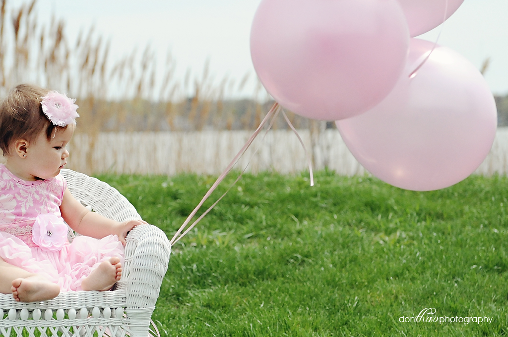 Holland, Michigan Baby Photographer