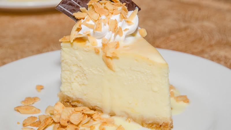 JOGOYA Japanese Buffet's VIP dessert, Durian Cheese Cake