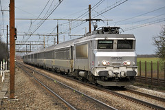 SNCF BB 7208 - Photo of Chalou-Moulineux