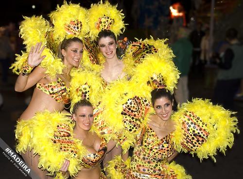 Madeira Carnaval / Carnival by Madeira Island