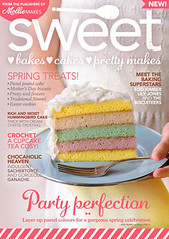 Sweet Magazine, March 2013