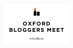 Ox Blogger Meet