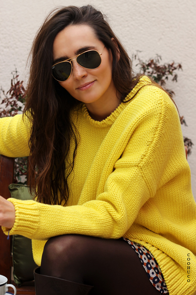 fashion trend yellow le carre 1