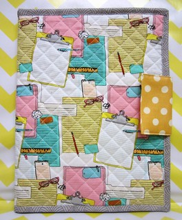 Patchwork Please: iPad Cover