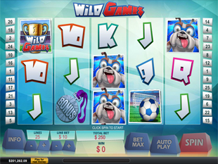 Wild Games slot game online review