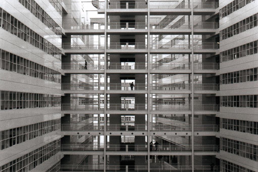 Gemeentehuis, Den Haag, 2003