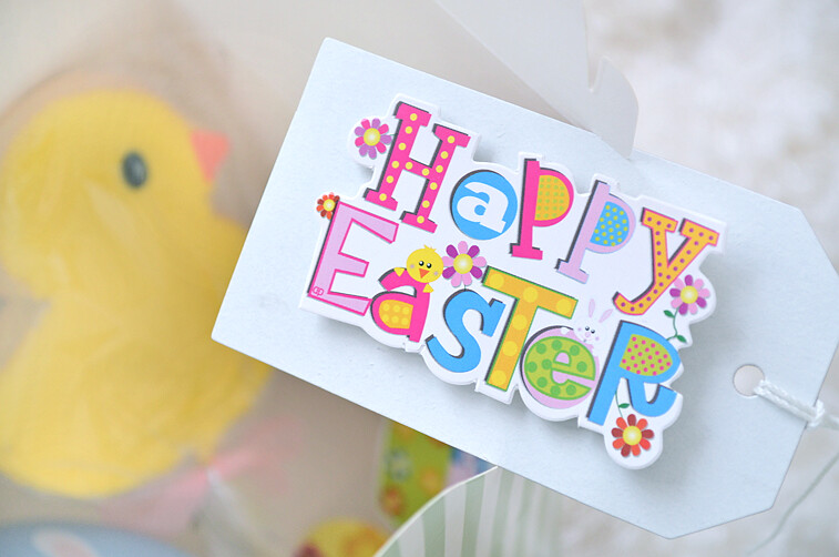 tags easter gift boxes