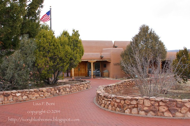 Pecos NHS Visitor Center 02