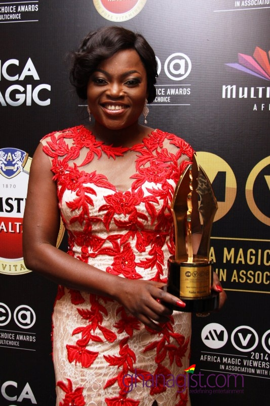 Funke Akindele - Best Actress in Comedy