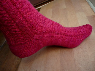 woodpile socks