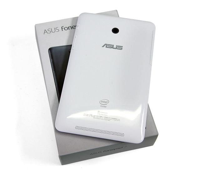 [Review] ASUS FonePad 7 Dual SIM nền tảng mới, giá phổ thông. - 12108