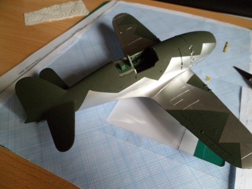 Pas-à-pas : Mitsubishi J2M3 modele 21 Raiden Jack [Tamiya 1/48] 13363912245_98e35f5973_o