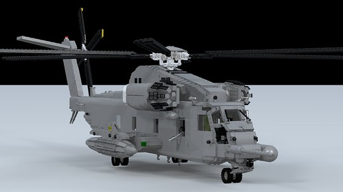 Lego Cobra Helicopter Instructions