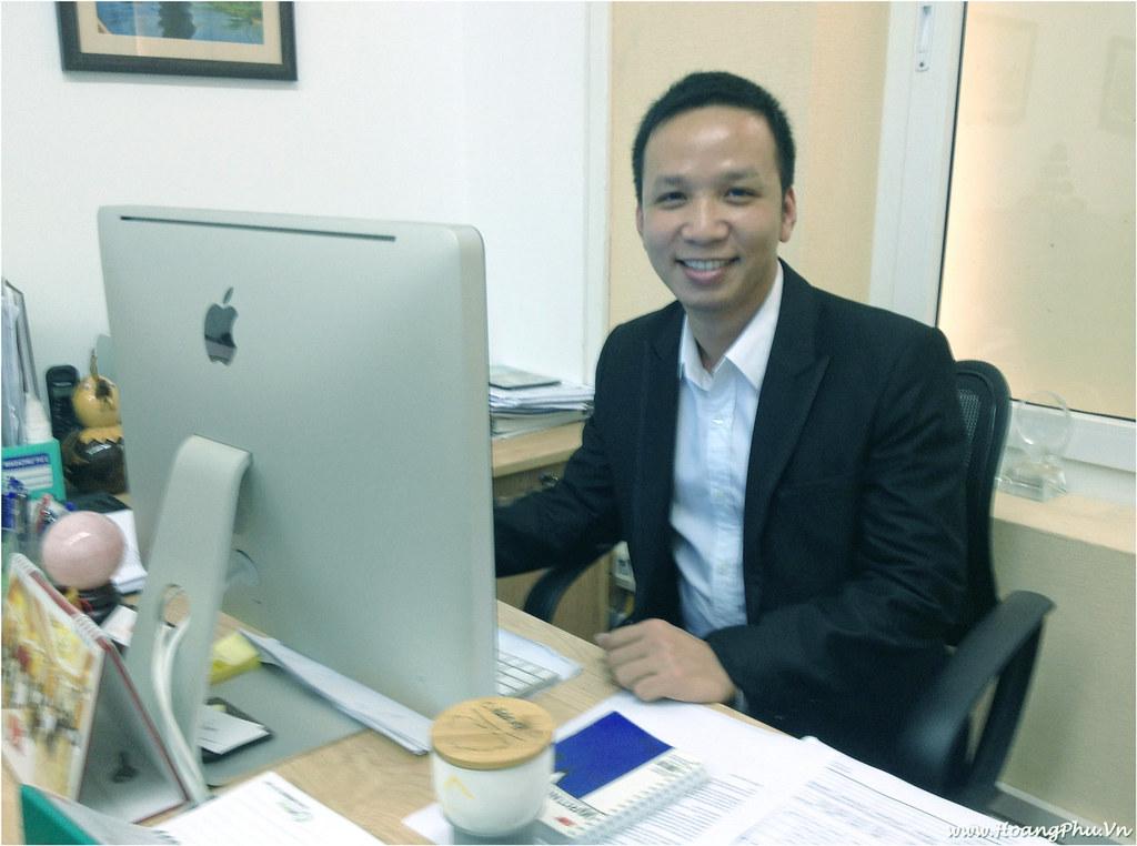 Hoang Phu @ Asia Travel & Leisure - Hanoi Head Office