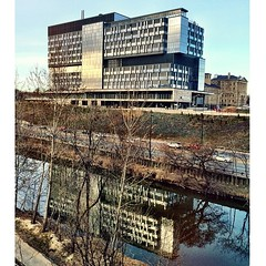 Bridgepoint reflections. #igerstoronto