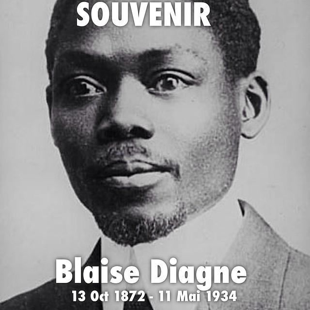 Remember Blaise Diagne. #11Mai
