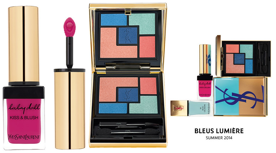 YSL-Bleus-Lumiere-Makeup-Collection-for-Summer-2014-products