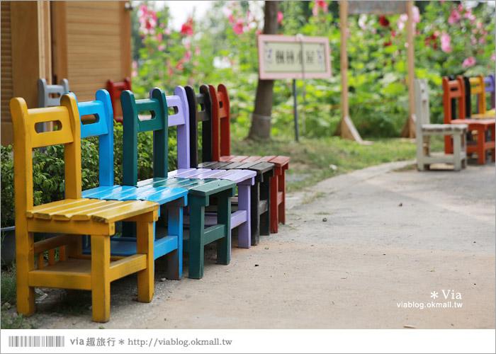 【彰化景點】克林姆莊園Cream Manor~小型動物園!戶外親子同遊好去處30