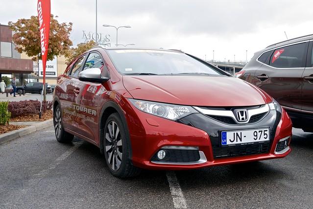 Civic (Mk9) - Honda