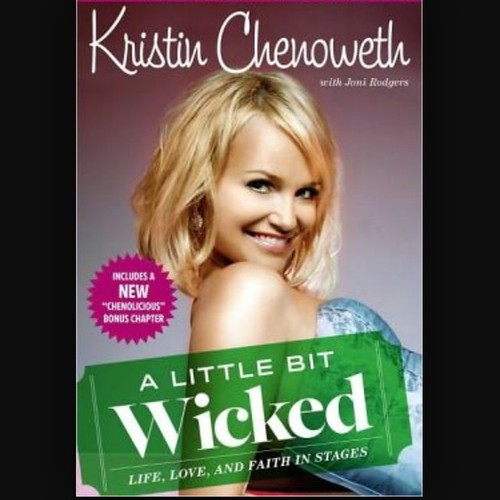 Book 4 of 2015 - A Little Bit Wicked by Kristin Chenoweth. And item no. 12 on #26bookswithbringingupburns - a book with a lion, a witch, or a wardrobe. What better witch than Glinda! My 2 second review: a fun and funny book. I'm glad I finally checked it