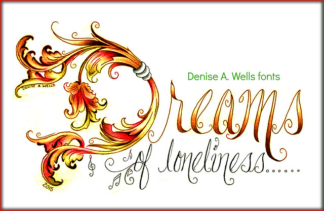 Dreams Tattoo by Denise A. Wells