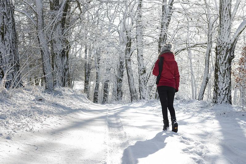 Trojanów - Prowincja pełna śniegu #2