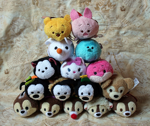 State of the Tsum Tsums: 10.2.2015
