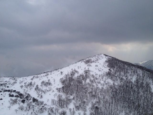 P1128から藤原岳