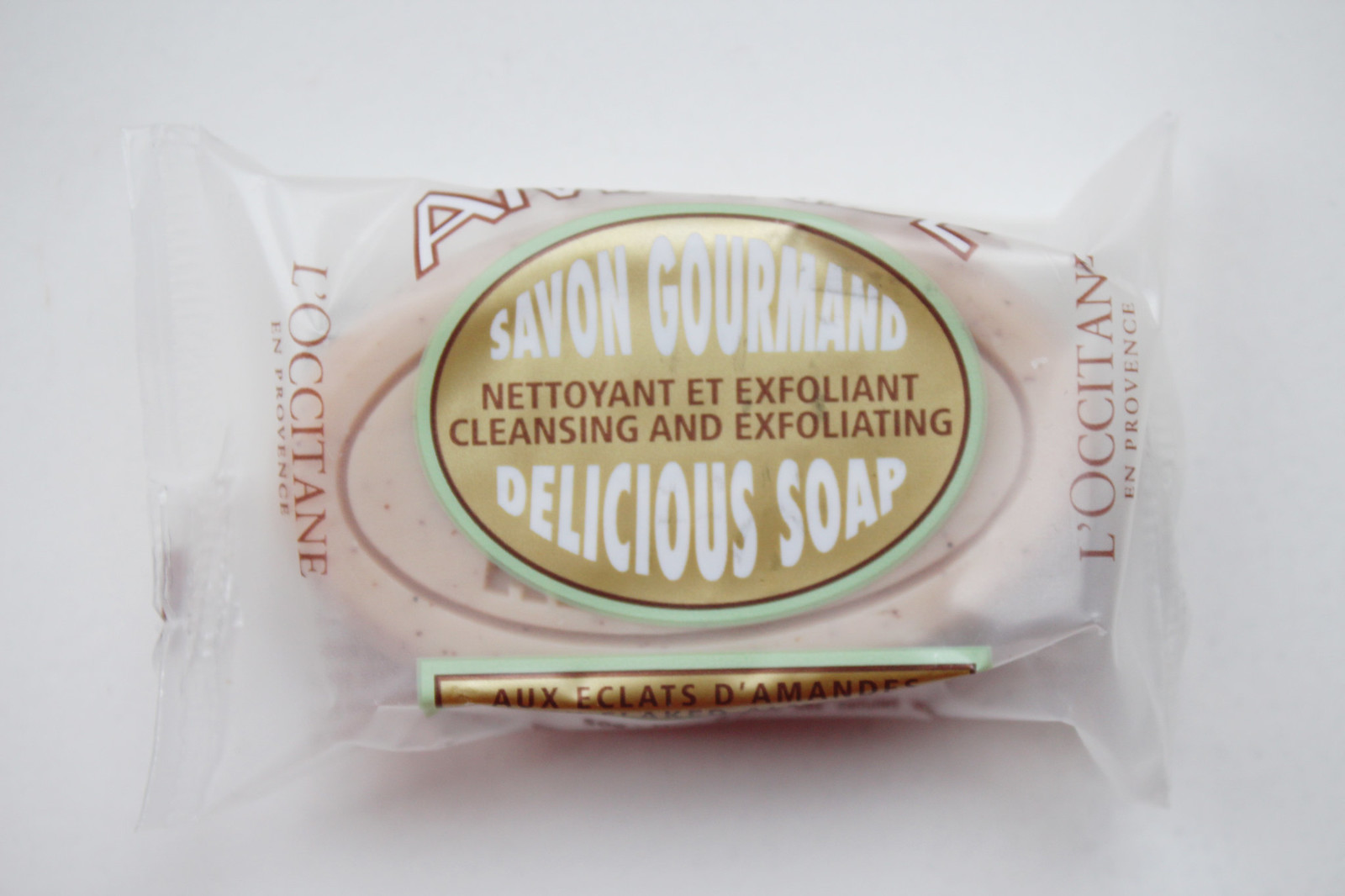 l'occitane-amande-soap-review