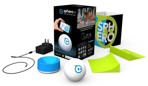 sphero whats in the box