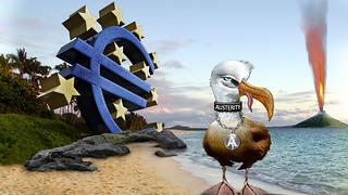 EU Austerity Albatross