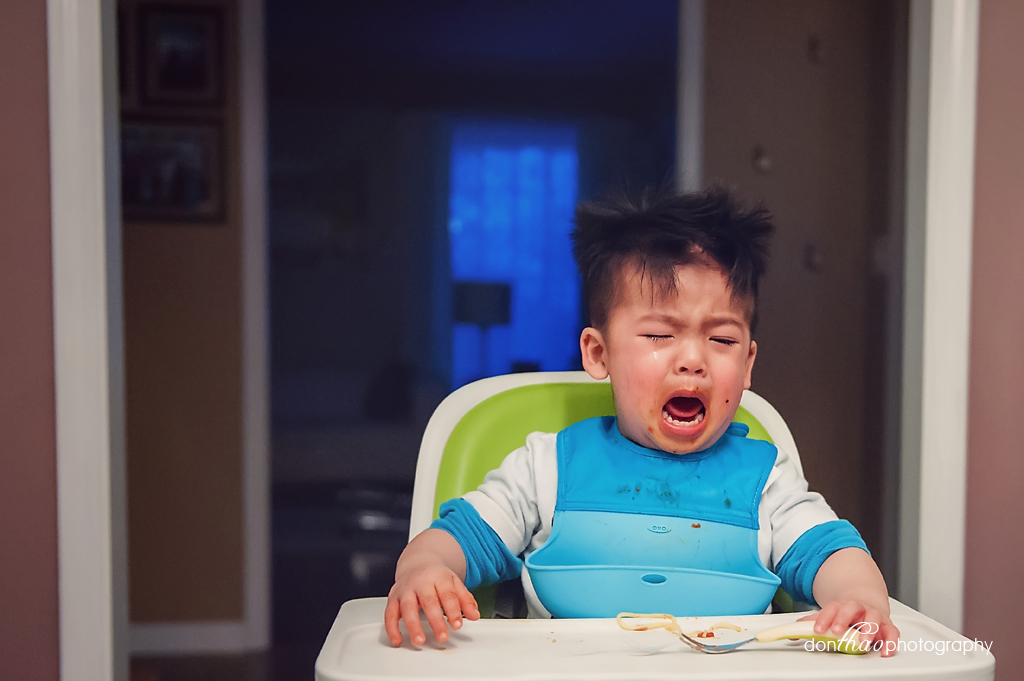 personal 365 - crying terrible twos toddler photography
