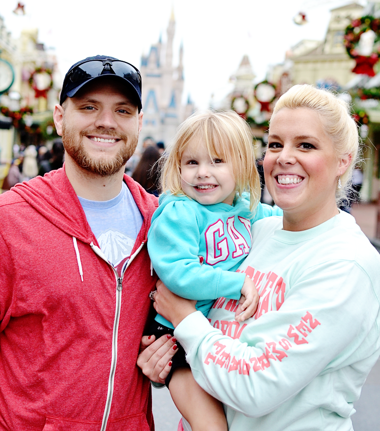 Don't do Disney with a toddler without following this tip!