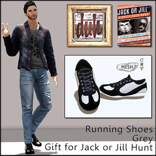 Jack or Jill 4 Duh! sneakers vendor