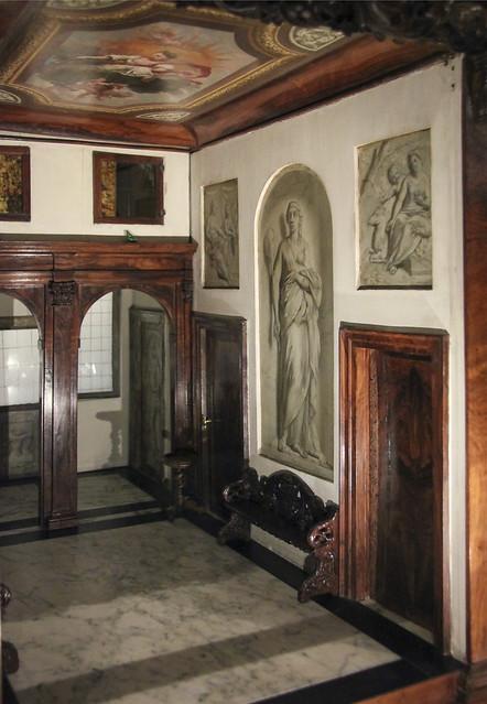 Dolls' House of Petronella Ootman, Amsterdam, c 1686-1710