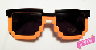 8 Bit Glasses LootCrate
