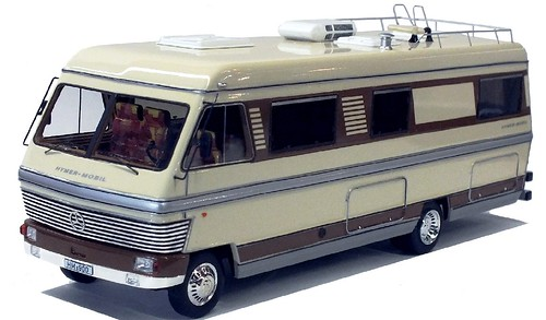 Schuco Hymermobil 900