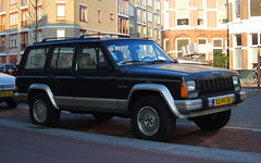 1996 Jeep Cherokee 4.0i LE Country