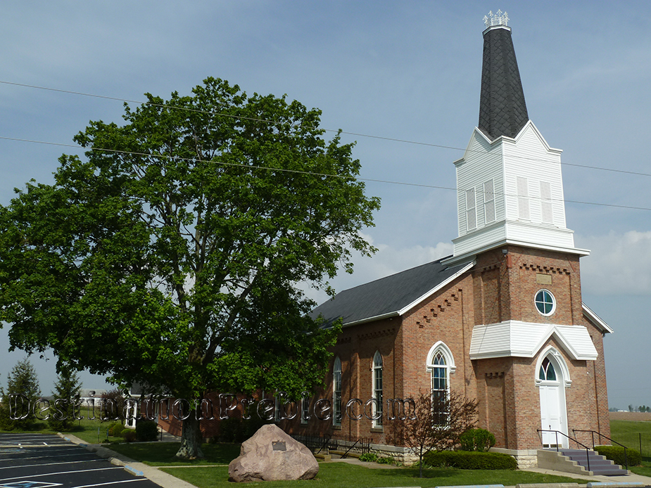 Concord Church - Preble County, Ohio