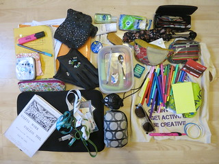 what's in my bag 2015