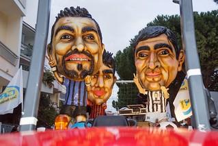 Noicattaro. 2^ Carnevanoja 2015 front