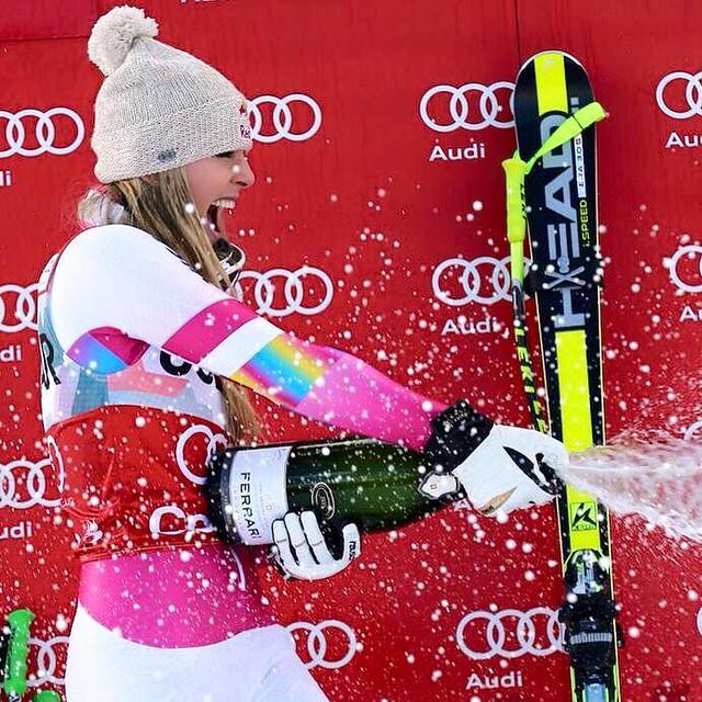 Lindsey Vonn ready for Alpine Worlds