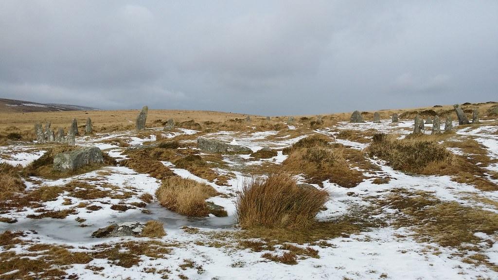 Scorhill Stone Circle #sh #dartmoor