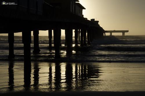sunrise mar nikon natureza riograndedosul oceano plataforma nascerdosol tramandaí litoralbrasileiro