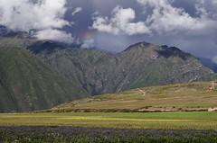 Andean Rainbow Bridge