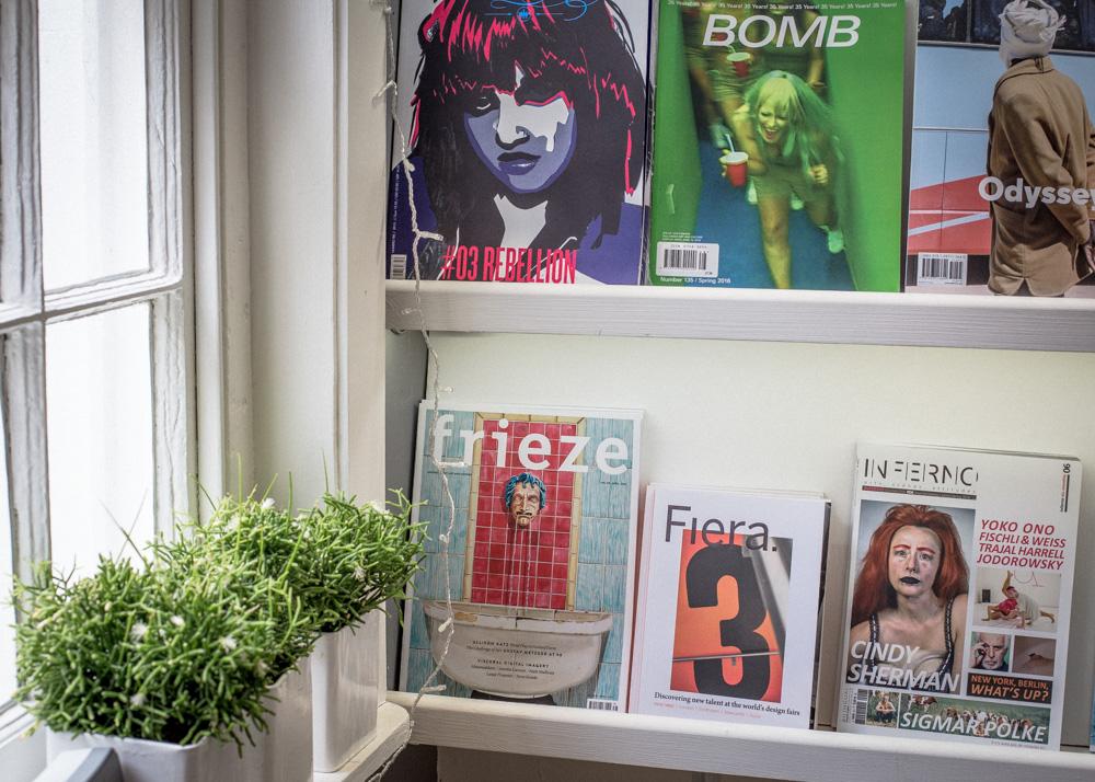 Magazine Brighton