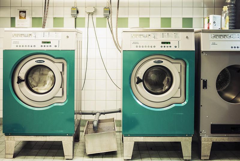 tvätta