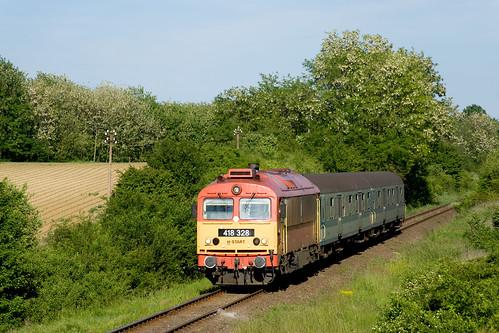 railroad landscape diesel rail máv vonat vasút mozdony csörgő gyorsvonat hörgő 418328 m412328