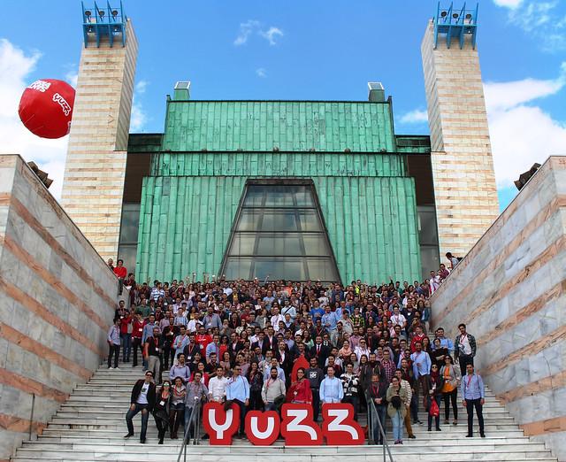#YUZZday Santander 2016
